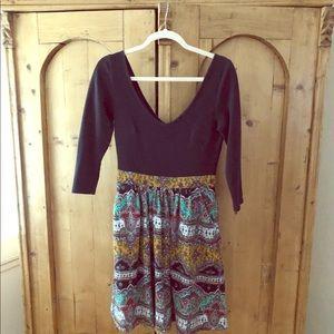 Anthropologie Dress